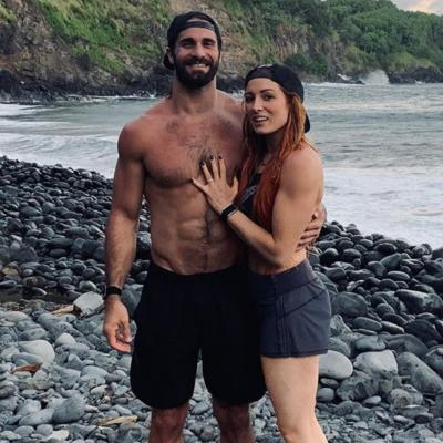 Lynch and Rolling Get Engaged