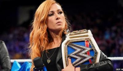 Becky Lynch ready to defend her title at TLC
