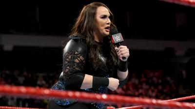 Nia Jax speaks about her tryout with WWE in 2014