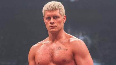 Cody discusses being a wrestler and an executive