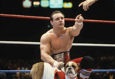Dynamite Kid's daughter pays emotional tribute to her father