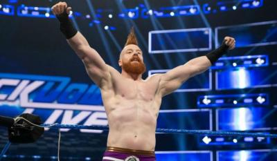 Sheamus discusses doing more acting