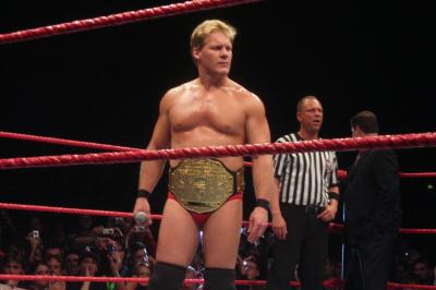AEW Star Chris Jericho On Wanting Aubrey Edwards for HW Title Match