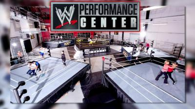 Masks Being Used at WWE Performance Center