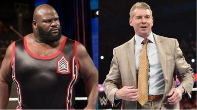 Mark Henry recalls his first phone call from Vince McMahon