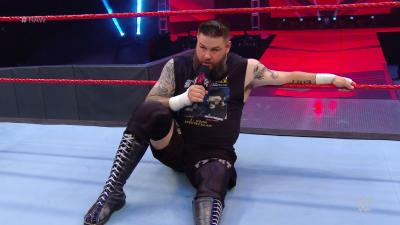 *Spoiler* Kevin Owens returns on WWE Raw