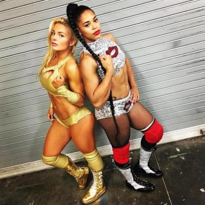 Update on Bianca Belair and Mandy Rose