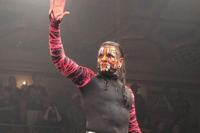 Jeff Hardy discusses his future once his in-ring career is over