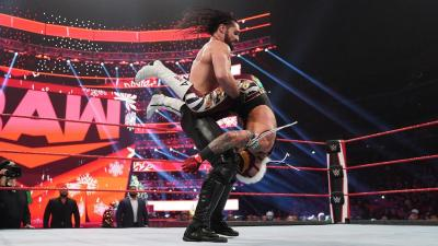 *Spoiler* Seth Rollins' ongoing spat with Rey Mysterio takes another turn