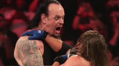 Dan Severn on his relationship with The Undertaker