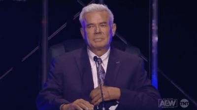 Eric Bischoff Reveals That He Was Offered to Buy UFC