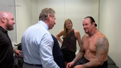Kevin Sullivan says The Undertaker should be booking in WWE