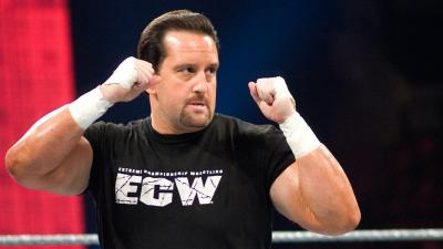 Tommy Dreamer on Potential Match with Rich Swann