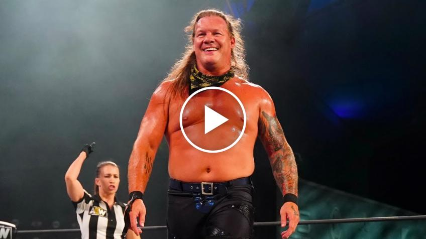 Chris Jericho on AEW Video Game and Top AEW Stars